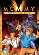The Mummy The Animated Series (2001)