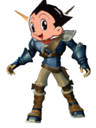 Astro as Jak