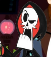Grim Reaper in My Little Pony Crossover Villains