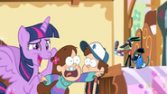 MLPCV - Twilight, Dipper and Mabel Meets Rapido and Razmo