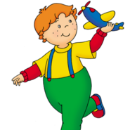 Leo From Caillou