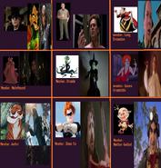 Unnofficial Disney Villains (Part 2)