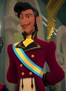 Esteban Elena of Avalor