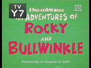 The Adventures of Rocky and Bullwinkle on Toon Disney (February 11, 2006 RARE)