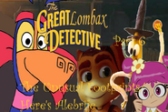 The Great Lombax Detective Part 6 - The Unusual Footprints Here's Alebrije