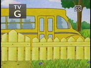 Timothy Goes to School on Toon Disney (March 10, 2007 RARE)