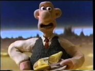 Wallace from The Incredible Adventures of Wallace and Gromit Preview