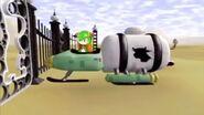 Cosmo Rocket by Uranimated18