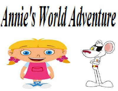 Mrs Annie's World Adventure