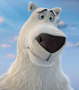 Norm the Polar Bear in Norm of the North