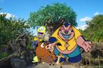 Jumba, Pleakley, Timon and Pumbaa