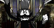 MLPCVTFB - Angry King Nixel says for in Evil Castle It's no fault of mine.