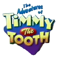 Timmy the tooth muppets logo