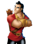 Gaston transparent