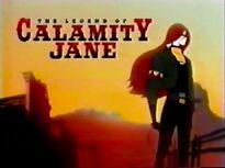 Calamity Jane title