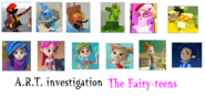 A.R.T. investigation The Fairy-teens