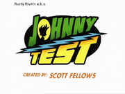 Rusty Rivets (a.k.a. Johnny Test)