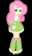 Fluttershy equestria girl by negasun-d6d4zr3