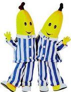 The Bananas in pyjamas