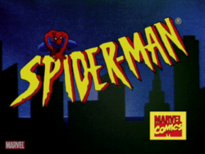 250px-Spider-Man (1994 TV series) title screen