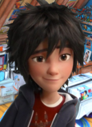 Hiro Hamada smile