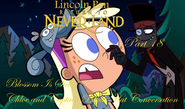 Lincoln Pan in Return To Neverland Part 18 - Blossom Is Sick Chloe and Captain Black Hat Conversation