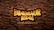 Dinosaur King (ChannelFiveRockz Animal Style)