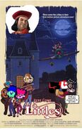 Here come the littles fancypantsrockz poster