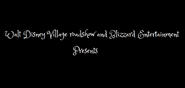 Walt Disney Pictures Village Roadshow and Blizzard Entertainment Presents