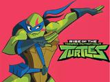 Rise of the Teenage Mutant Ninja Turtles Meets Blue's Clues