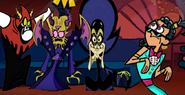 MLPCV - Lord Hater Major Threat Mandrake the Malfeasant Meets Norm the Genie