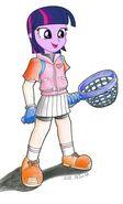 Twilighty Sparkle (Pony Form) as Yumi