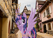 Beauty and The Vampire Part 2 - ''Twilight Sparkle''