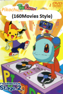 Pikachu The Rapper (160Movies Style)