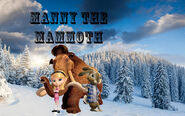 Manny the mammoth by animationfan2014-dbvh3im