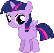 Young Twilight Sparkle