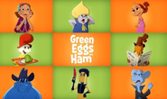 Green Eggs and Ham Characters
