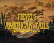 Fievel's American Tails (Uranimated18 Version)