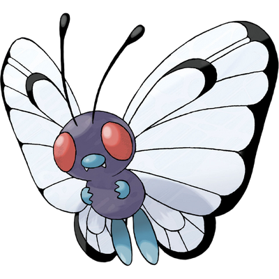 No012Butterfree