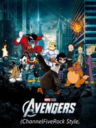 The Avengers (ChannelFiveRockz Style)