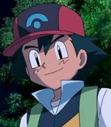 Ash Ketchum in Pokemon Zoroark Master of Illusions