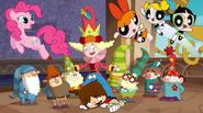 MLPCV - The 7D Powerpuff Girls Pinkie Pie Mac and Bloo Friends