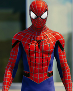 Spider-Man in the live-action film