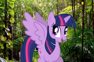 MLPCVTFB - Twilight Sparkle says for Cause all my words.