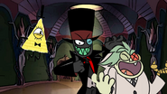 MLPCV - Bill Cipher, Black Hat and Lord Boxman Says Yeah
