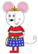 Wonder Mouse Girl (Britney Spears)