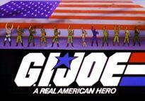 G.I. Joe Cartoon 1985 Title
