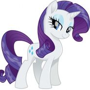 Rarity (My Little Pony) as Jerry