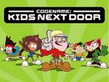Codename: Kids Next Door (Thebackgroundponies2016Style)