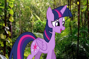 MLPCVTFB - Twilight Sparkle says for There's something wrong.